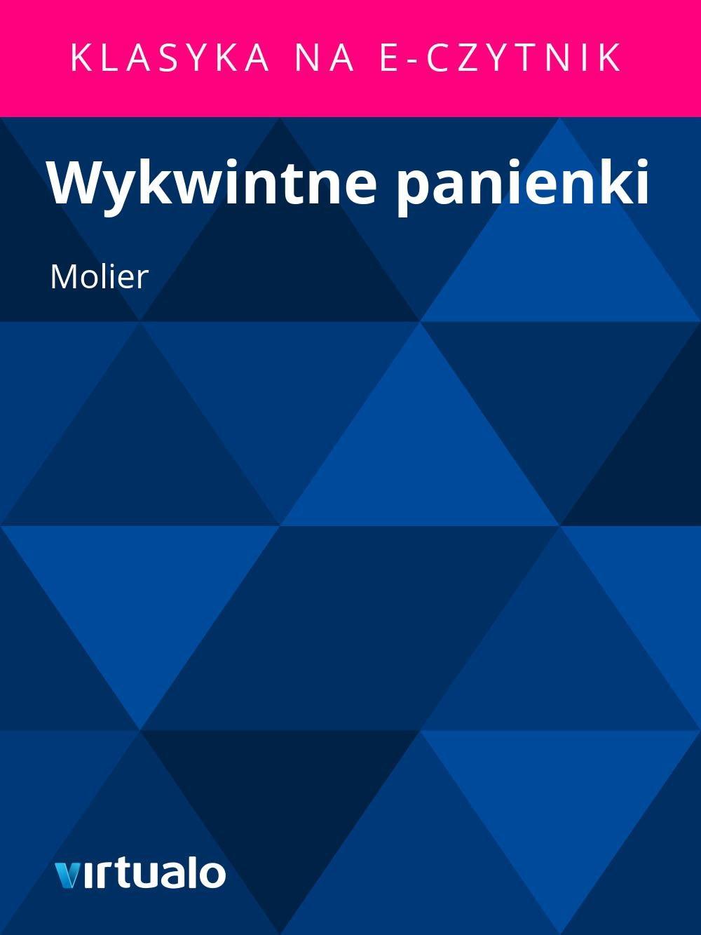 Wykwintne panienki - Ebook (Książka EPUB) do pobrania w formacie EPUB