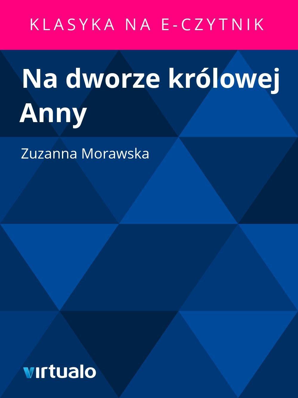Na dworze królowej Anny - Ebook (Książka EPUB) do pobrania w formacie EPUB