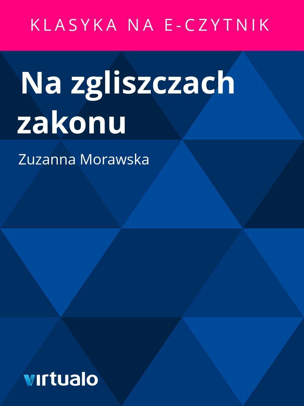 Na zgliszczach zakonu - Ebook (Książka EPUB) do pobrania w formacie EPUB