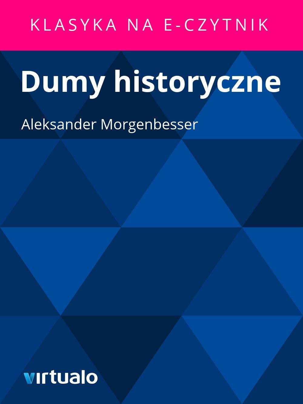 Dumy historyczne - Ebook (Książka EPUB) do pobrania w formacie EPUB
