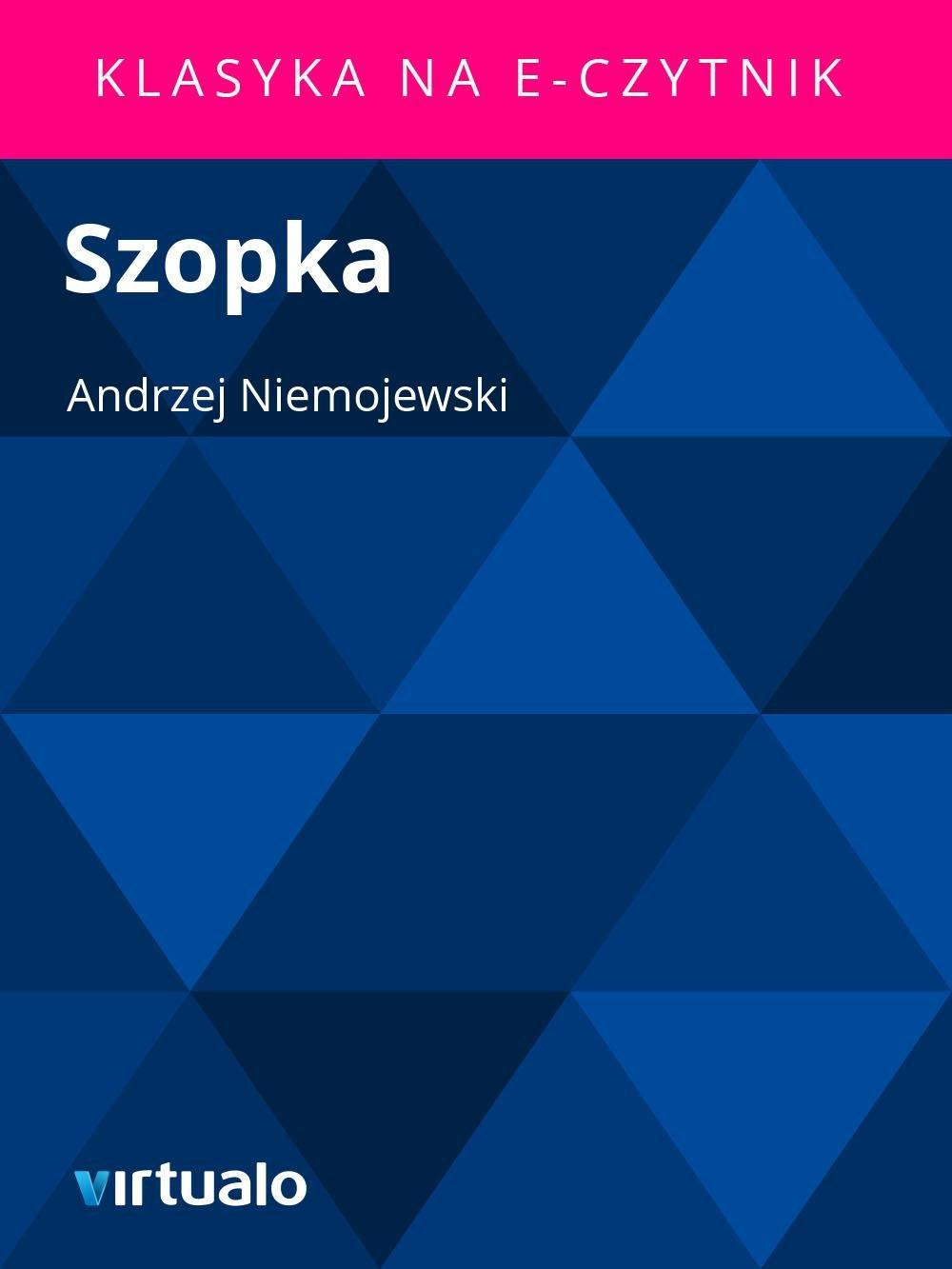 Szopka - Ebook (Książka EPUB) do pobrania w formacie EPUB
