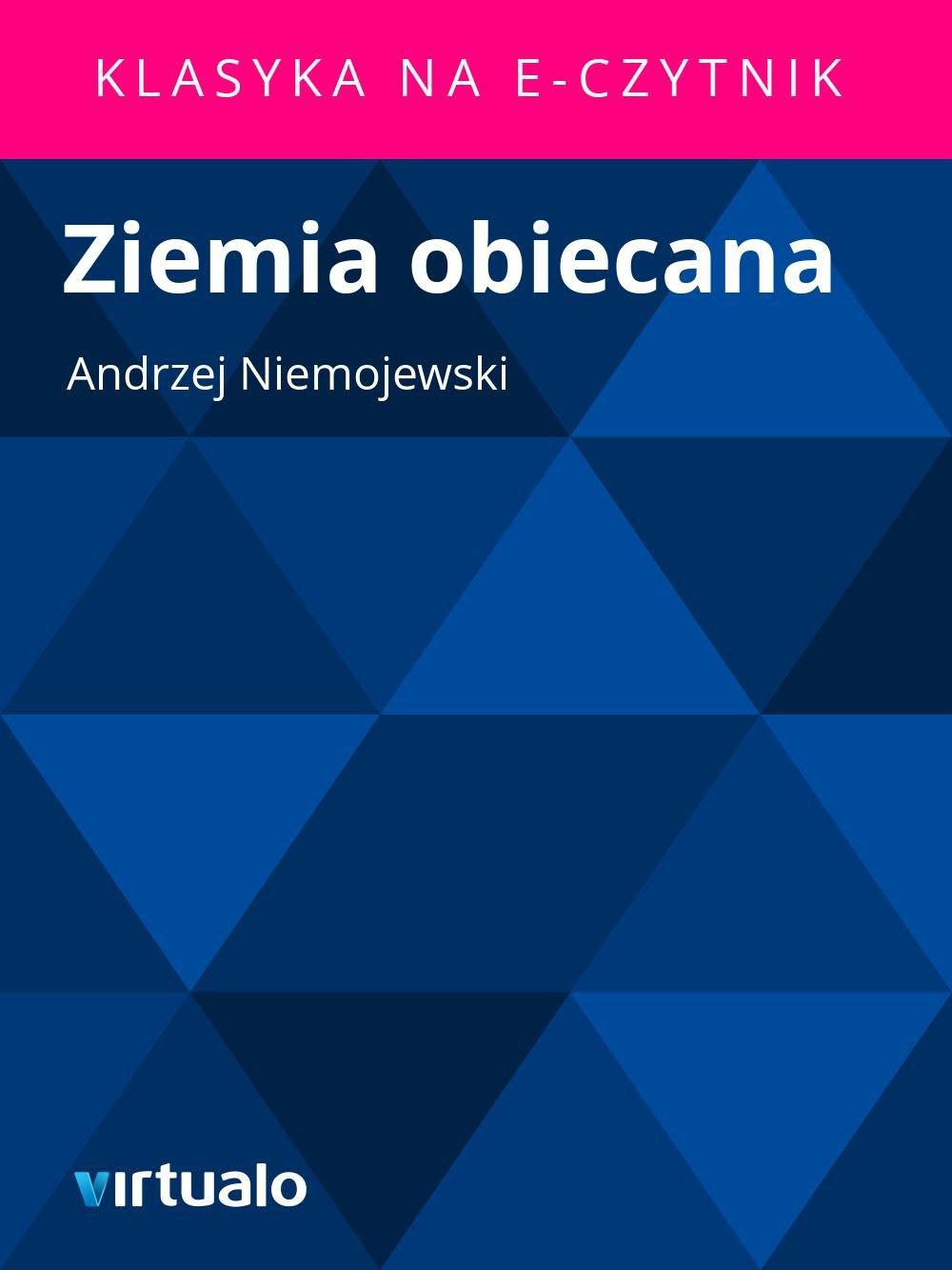 Ziemia obiecana - Ebook (Książka EPUB) do pobrania w formacie EPUB