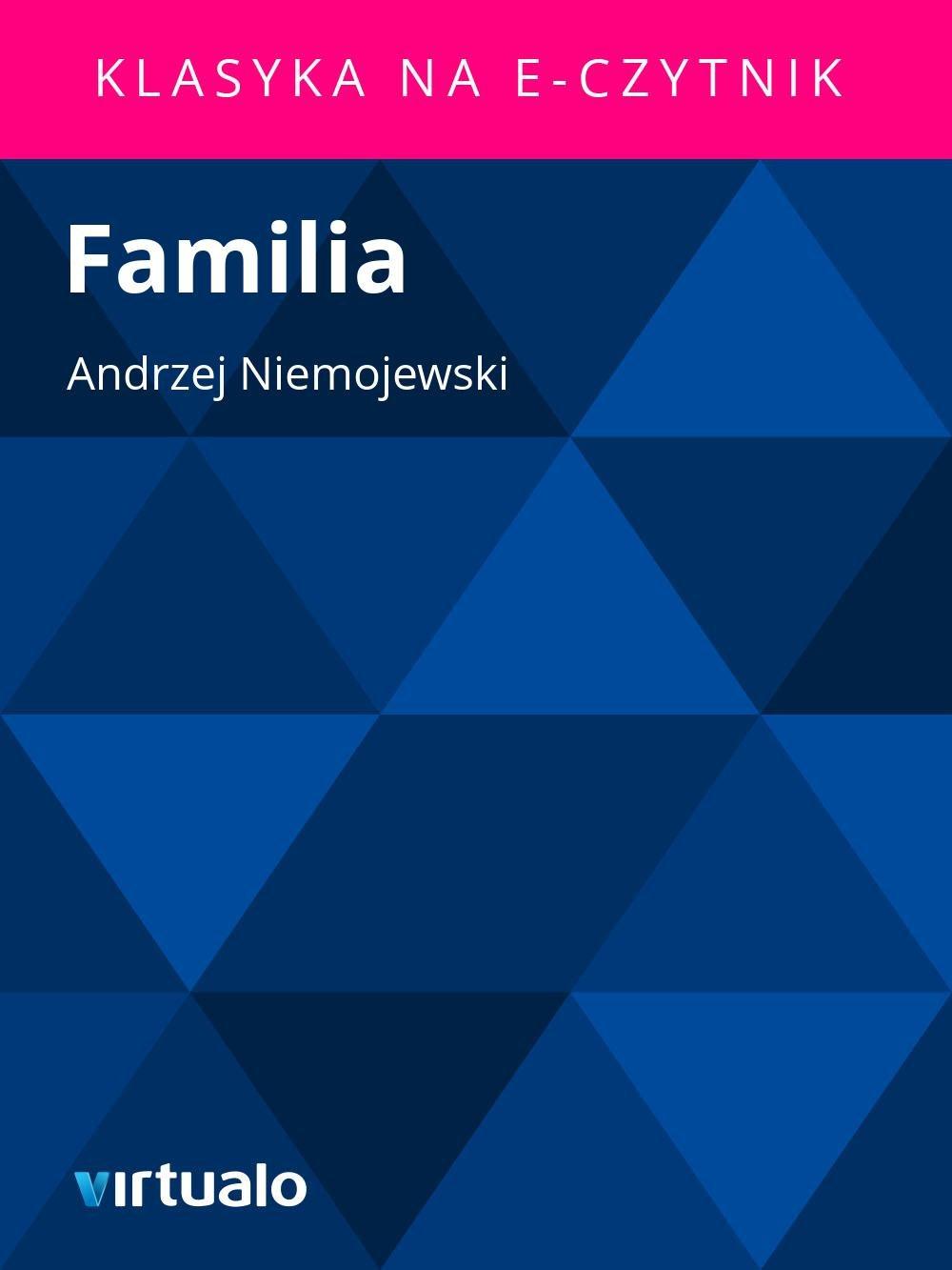 Familia - Ebook (Książka EPUB) do pobrania w formacie EPUB