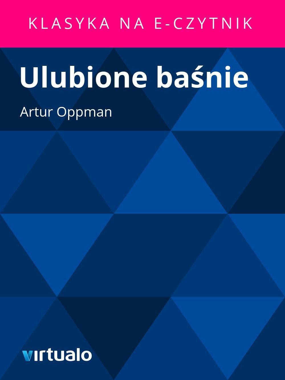 Ulubione baśnie - Ebook (Książka EPUB) do pobrania w formacie EPUB