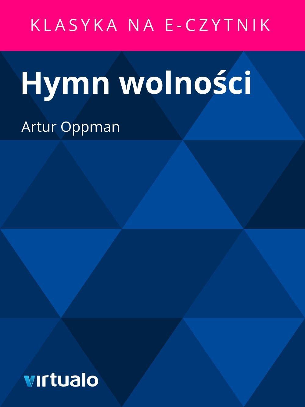 Hymn wolności - Ebook (Książka EPUB) do pobrania w formacie EPUB