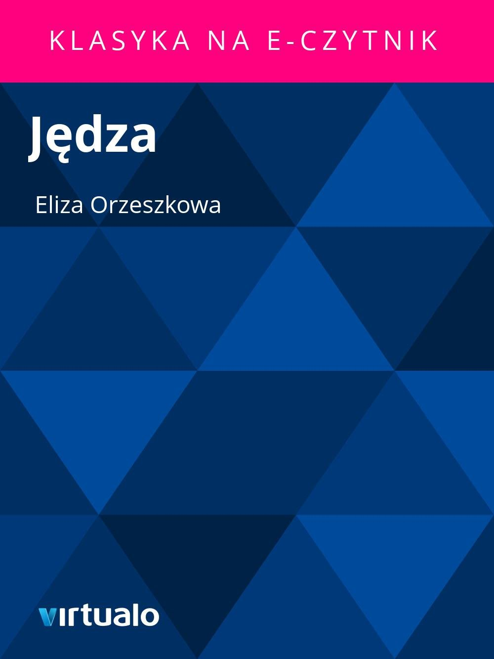 Jędza - Ebook (Książka EPUB) do pobrania w formacie EPUB