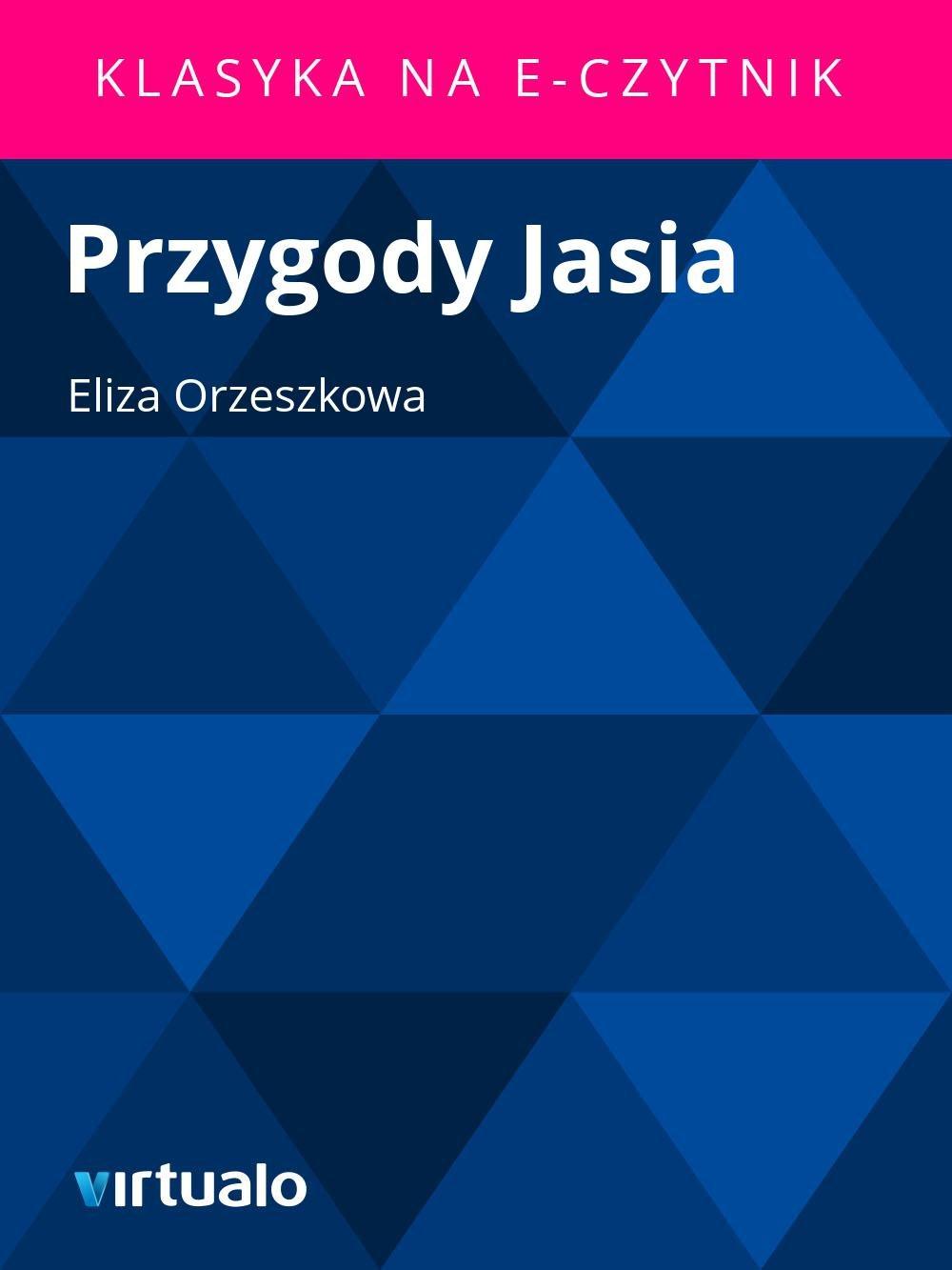 Przygody Jasia - Ebook (Książka EPUB) do pobrania w formacie EPUB