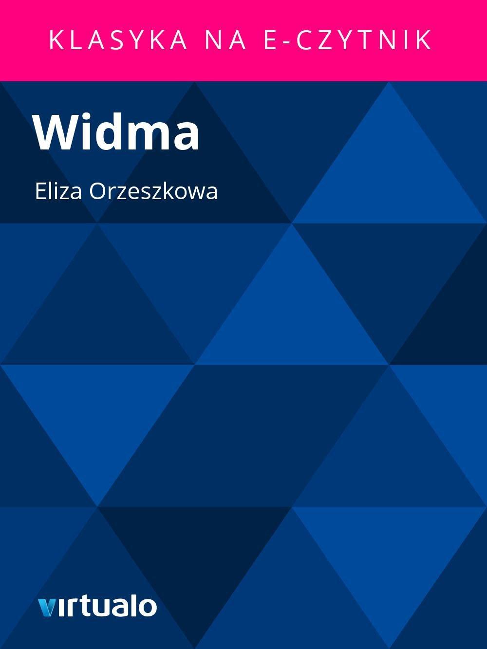 Widma - Ebook (Książka EPUB) do pobrania w formacie EPUB