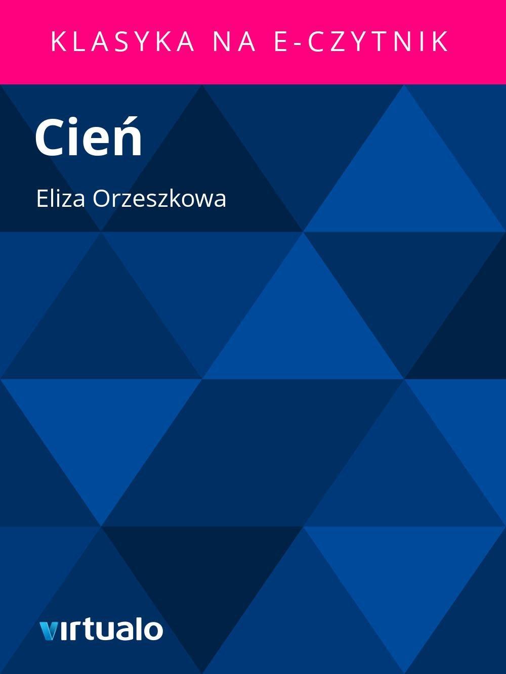 Cień - Ebook (Książka EPUB) do pobrania w formacie EPUB