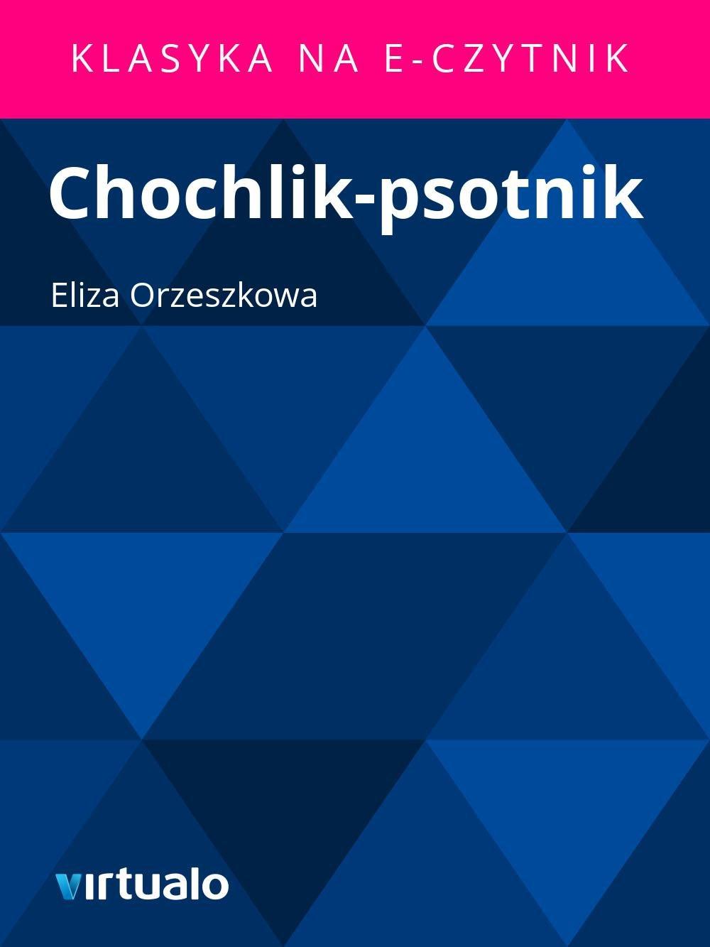 Chochlik-psotnik - Ebook (Książka EPUB) do pobrania w formacie EPUB