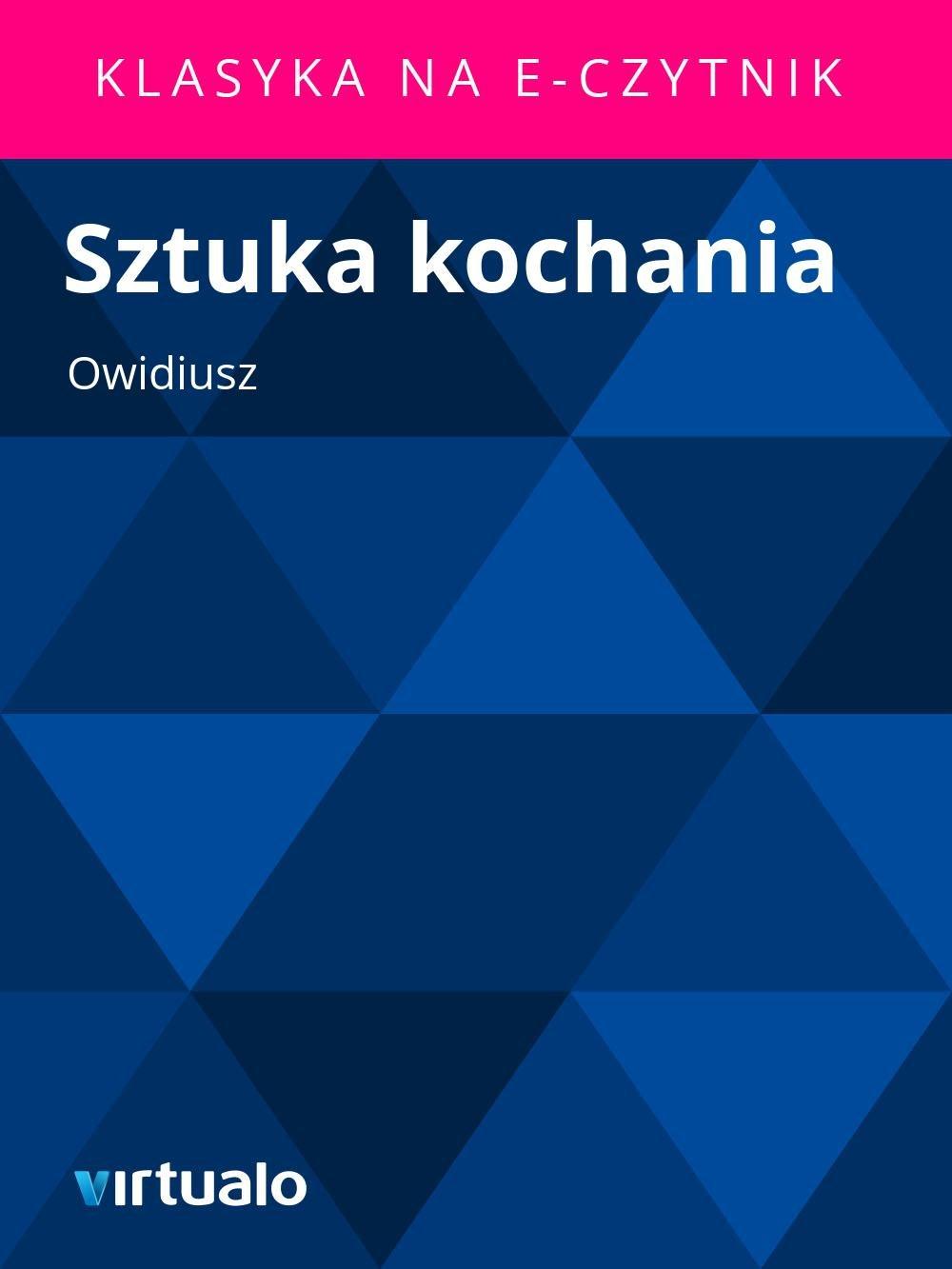 Sztuka kochania - Ebook (Książka EPUB) do pobrania w formacie EPUB