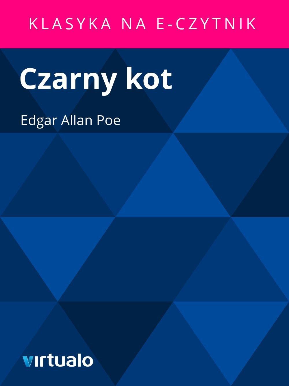 Czarny kot - Ebook (Książka EPUB) do pobrania w formacie EPUB