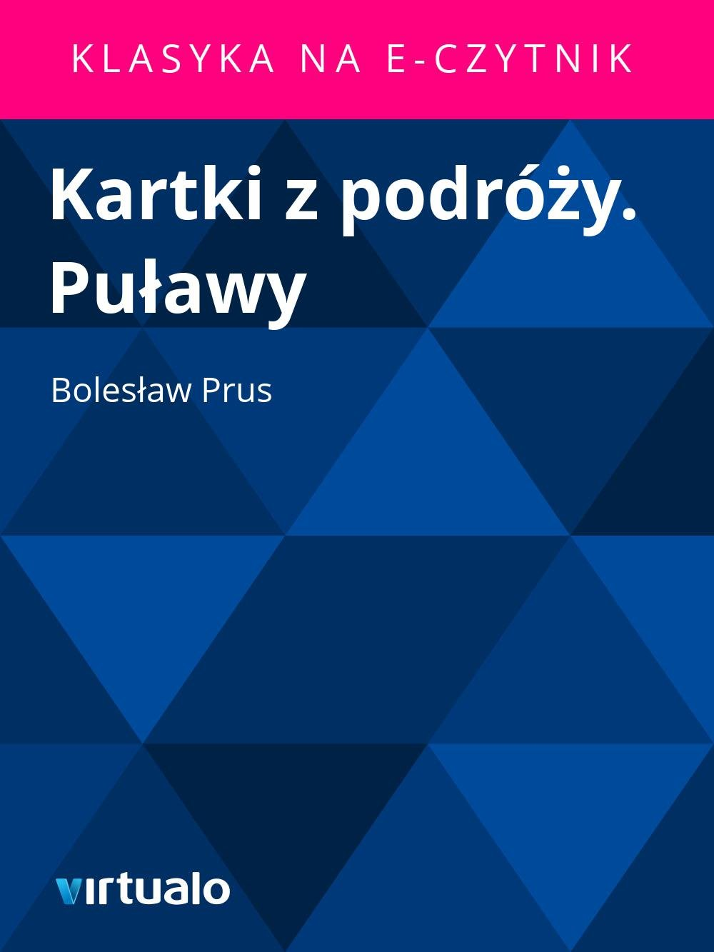 Kartki z podróży. Puławy - Ebook (Książka EPUB) do pobrania w formacie EPUB
