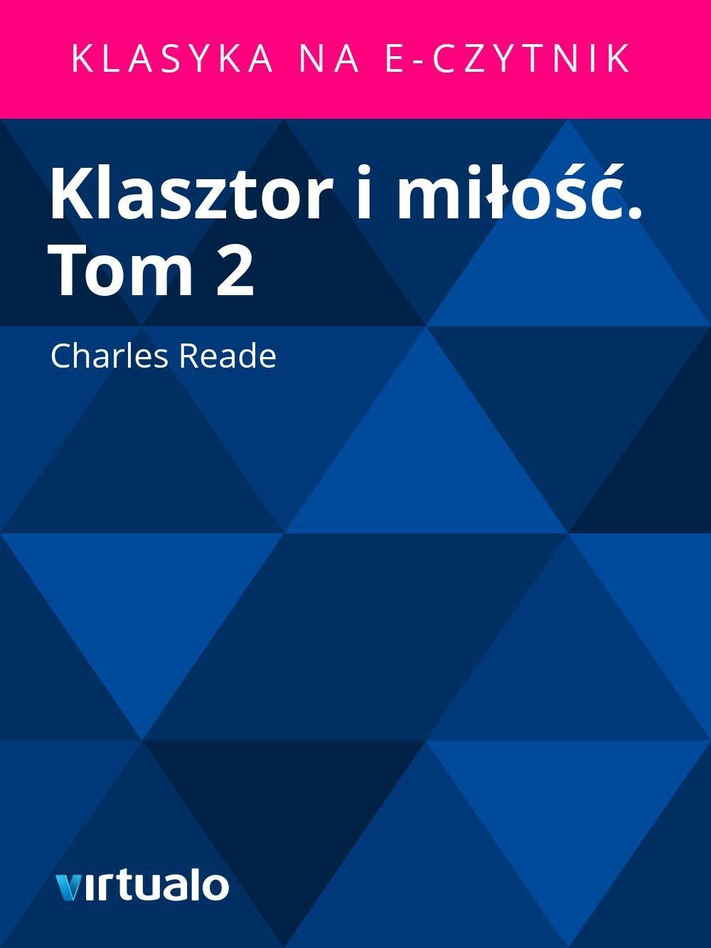 Klasztor i miłość. Tom 2 - Ebook (Książka EPUB) do pobrania w formacie EPUB