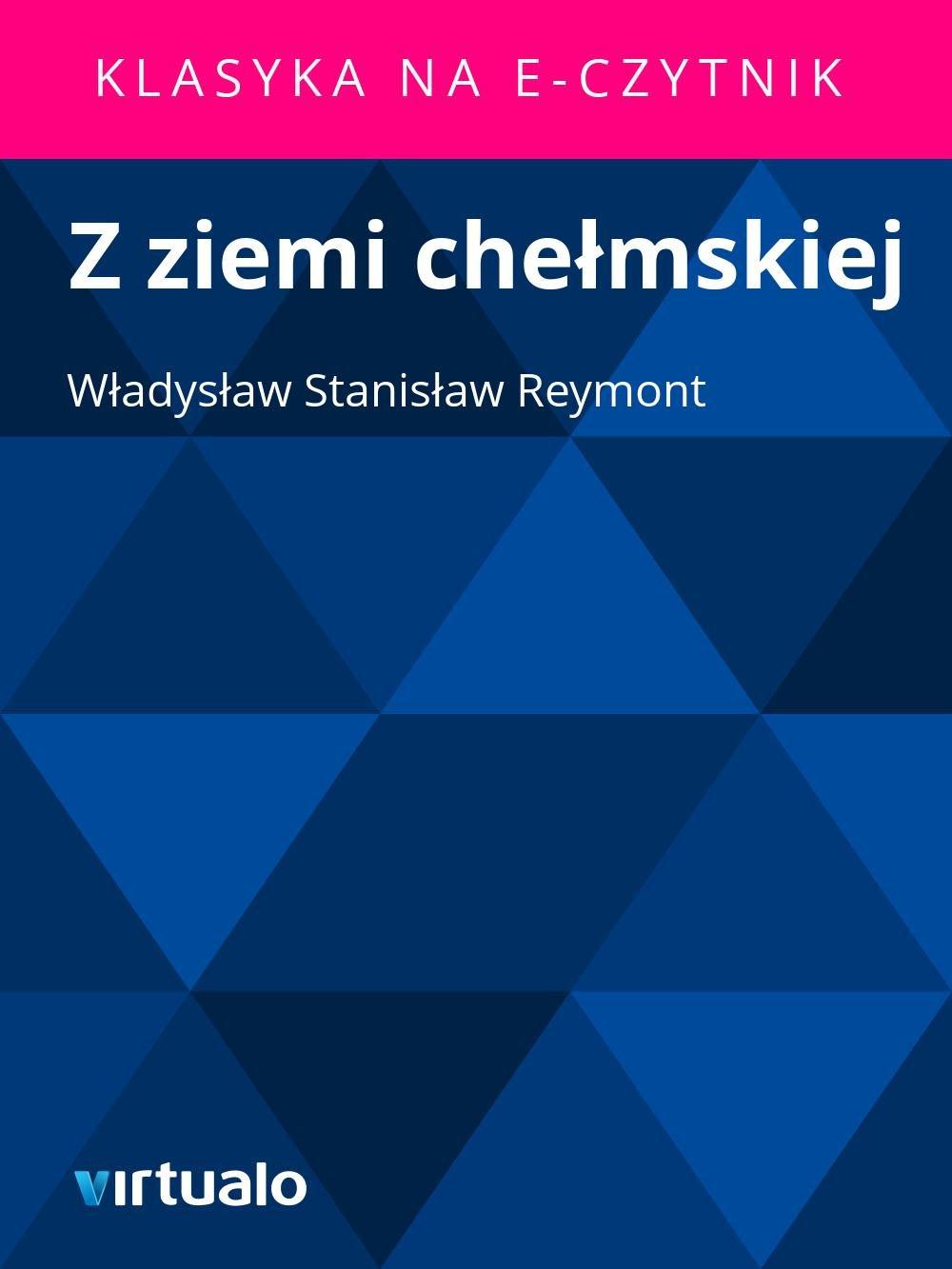 Z ziemi chełmskiej - Ebook (Książka EPUB) do pobrania w formacie EPUB