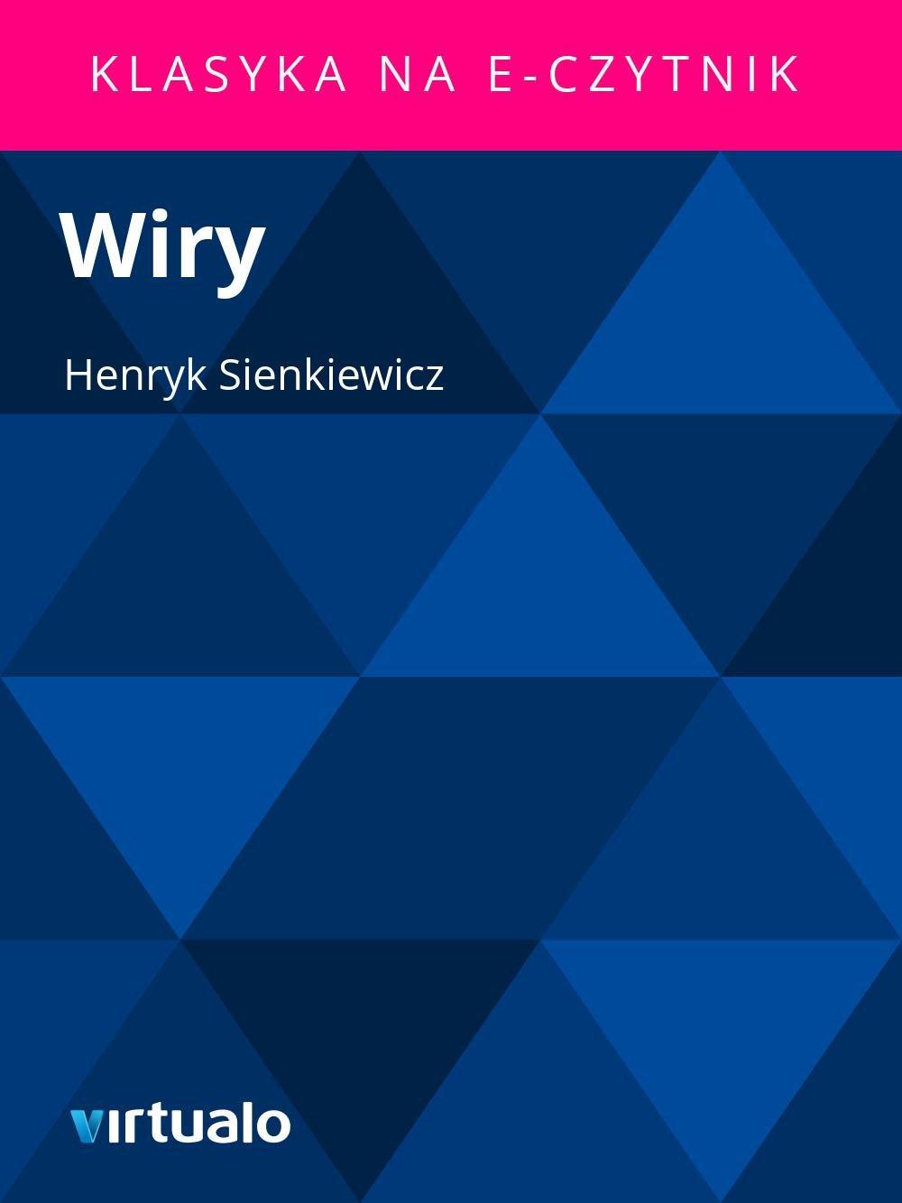Wiry - Ebook (Książka EPUB) do pobrania w formacie EPUB