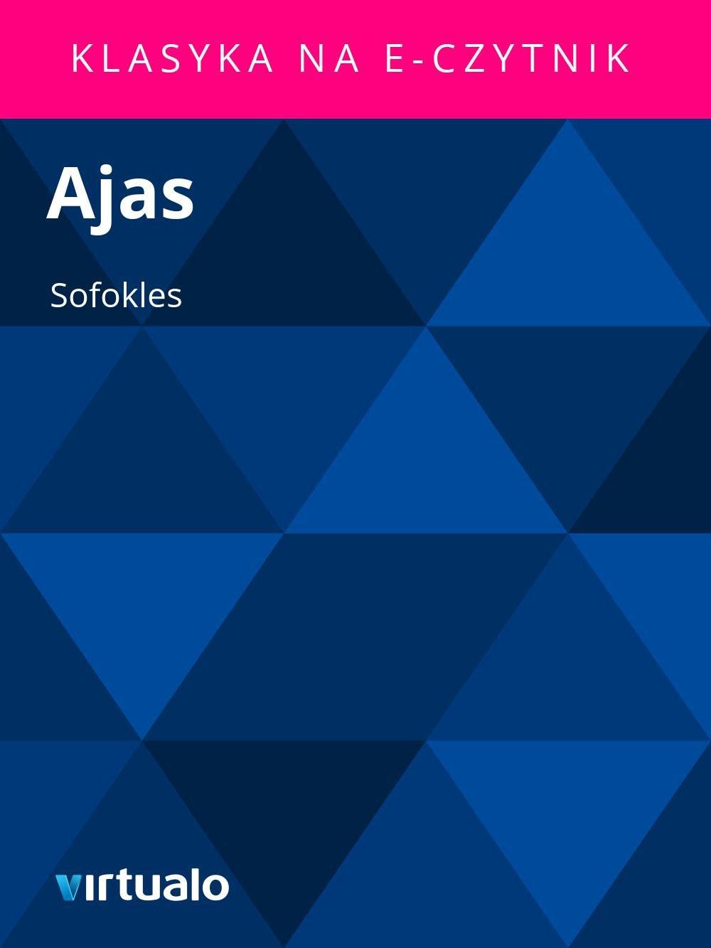 Ajas - Ebook (Książka EPUB) do pobrania w formacie EPUB