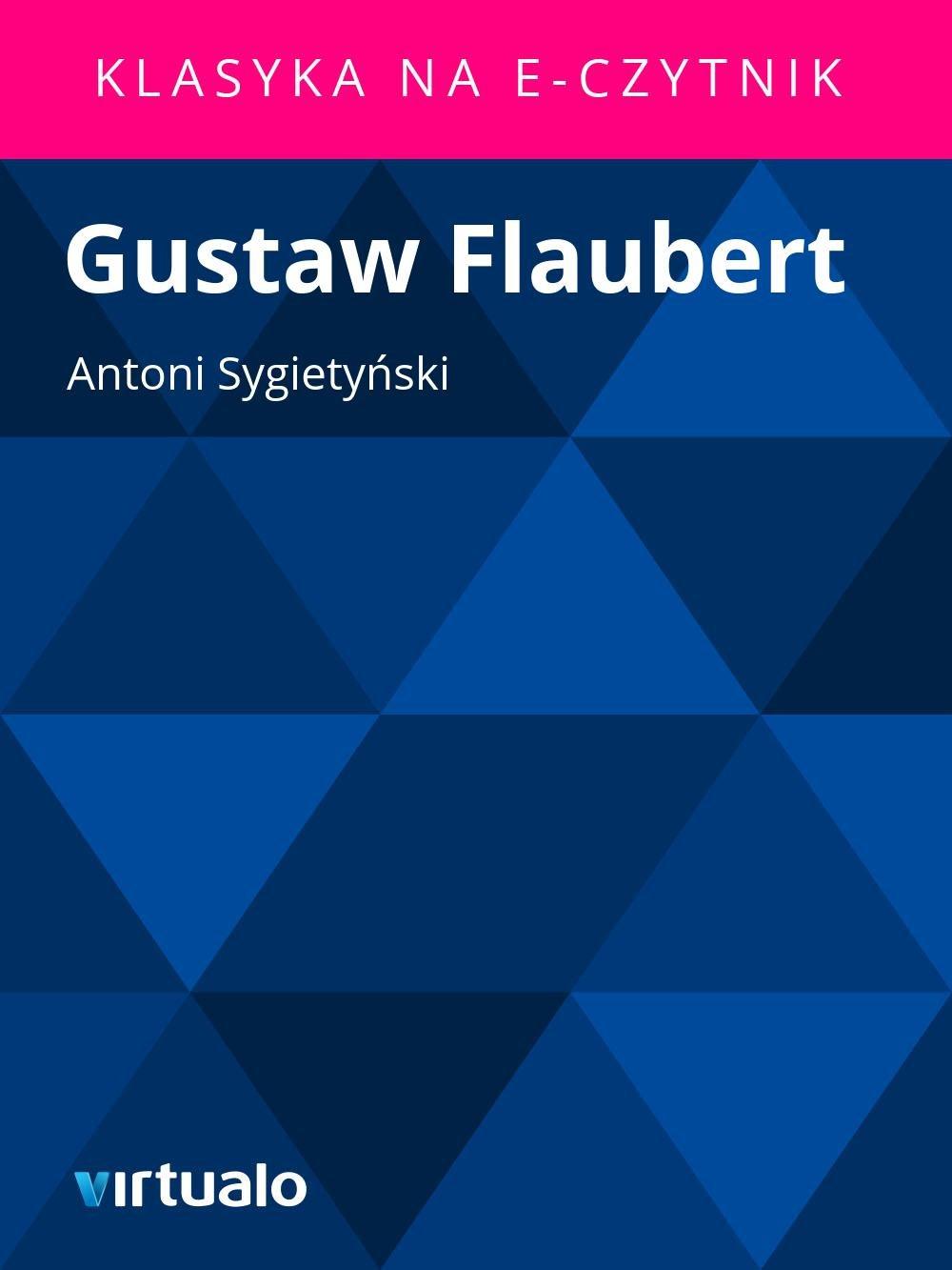 Gustaw Flaubert - Ebook (Książka EPUB) do pobrania w formacie EPUB