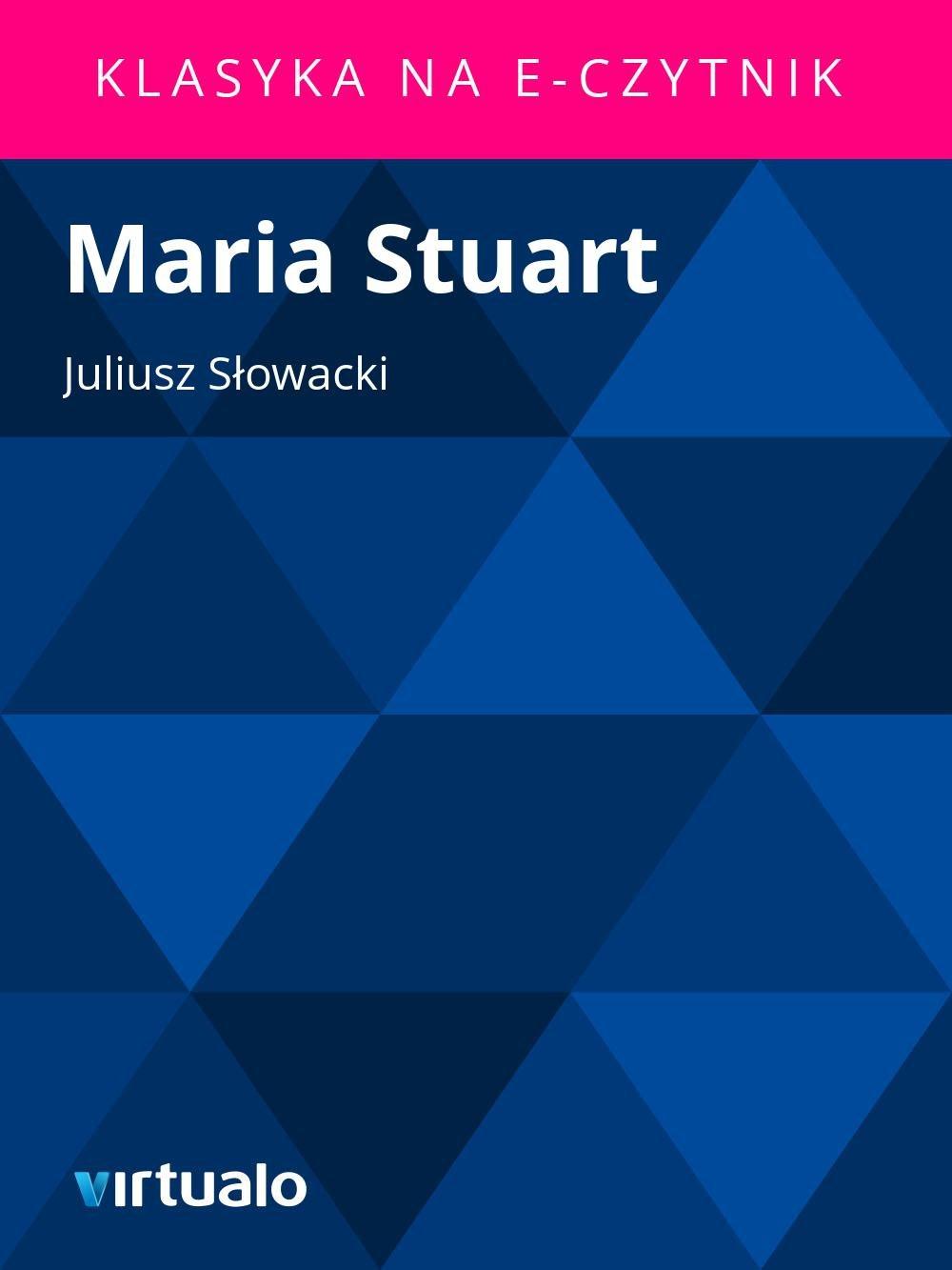 Maria Stuart - Ebook (Książka EPUB) do pobrania w formacie EPUB