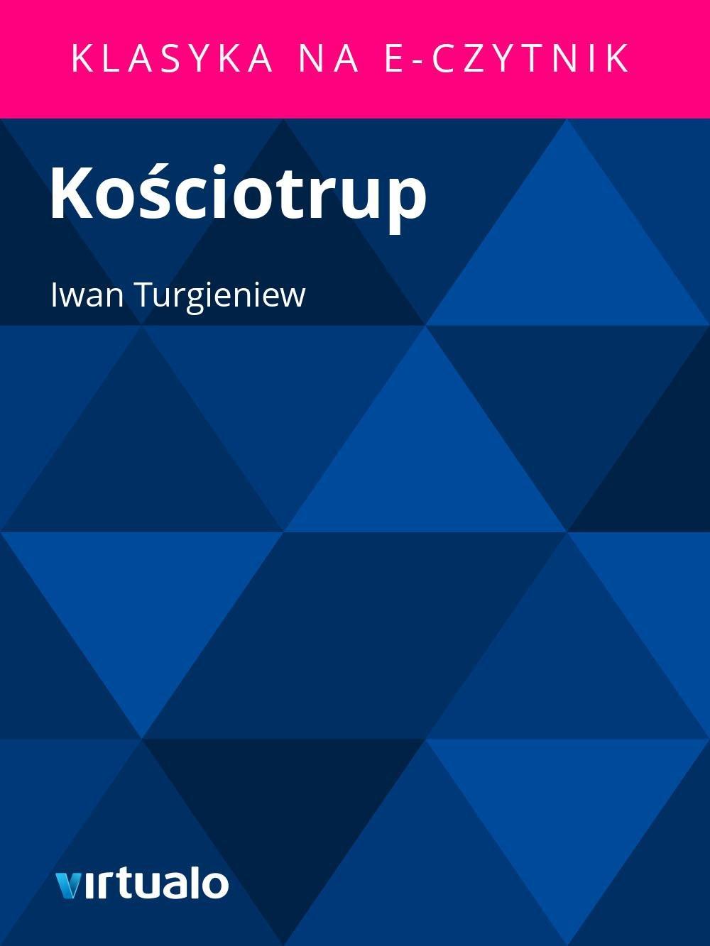 Kościotrup - Ebook (Książka EPUB) do pobrania w formacie EPUB
