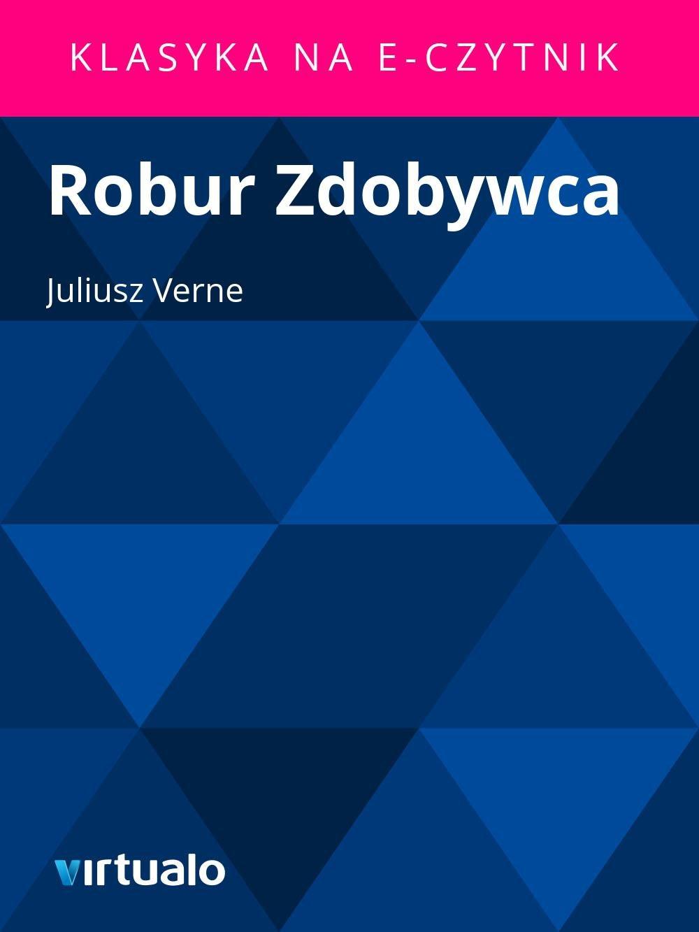 Robur Zdobywca - Ebook (Książka EPUB) do pobrania w formacie EPUB