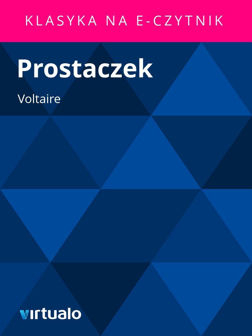 Prostaczek - Ebook (Książka EPUB) do pobrania w formacie EPUB