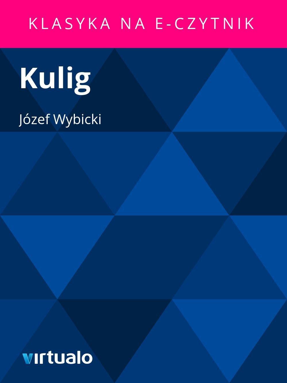 Kulig - Ebook (Książka EPUB) do pobrania w formacie EPUB