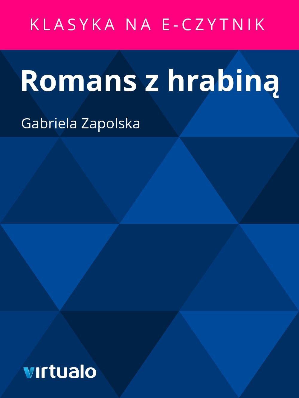 Romans z hrabiną - Ebook (Książka EPUB) do pobrania w formacie EPUB