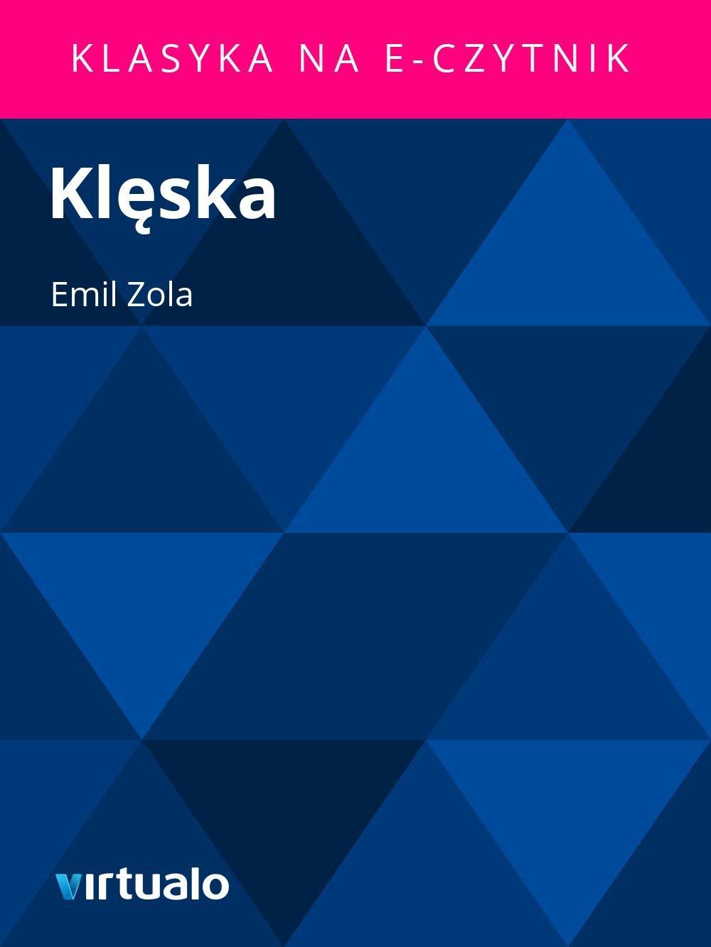 Klęska - Ebook (Książka EPUB) do pobrania w formacie EPUB
