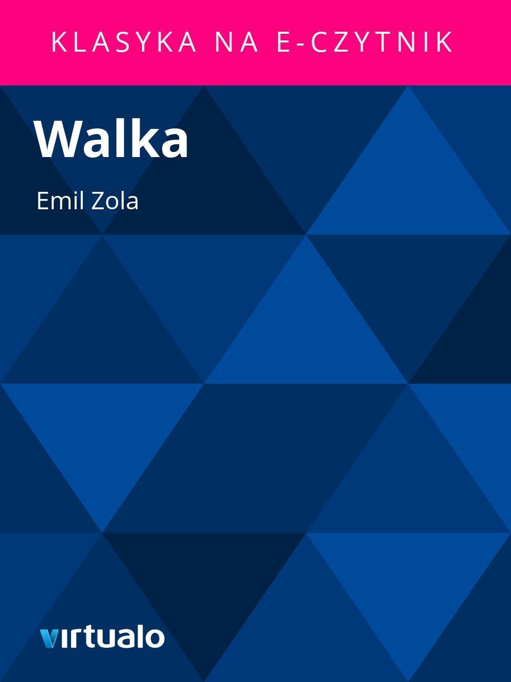 Walka - Ebook (Książka EPUB) do pobrania w formacie EPUB