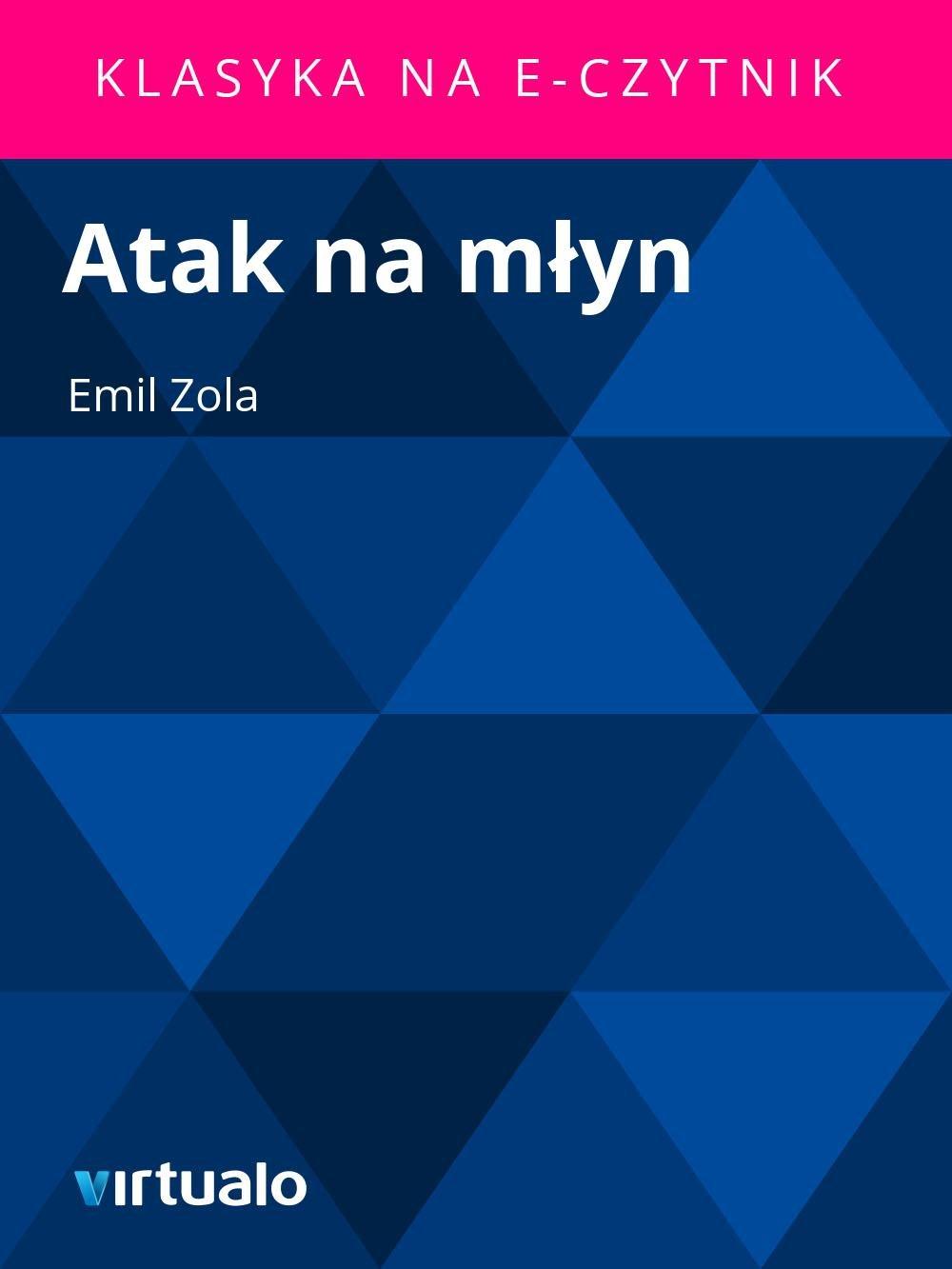 Atak na młyn - Ebook (Książka EPUB) do pobrania w formacie EPUB
