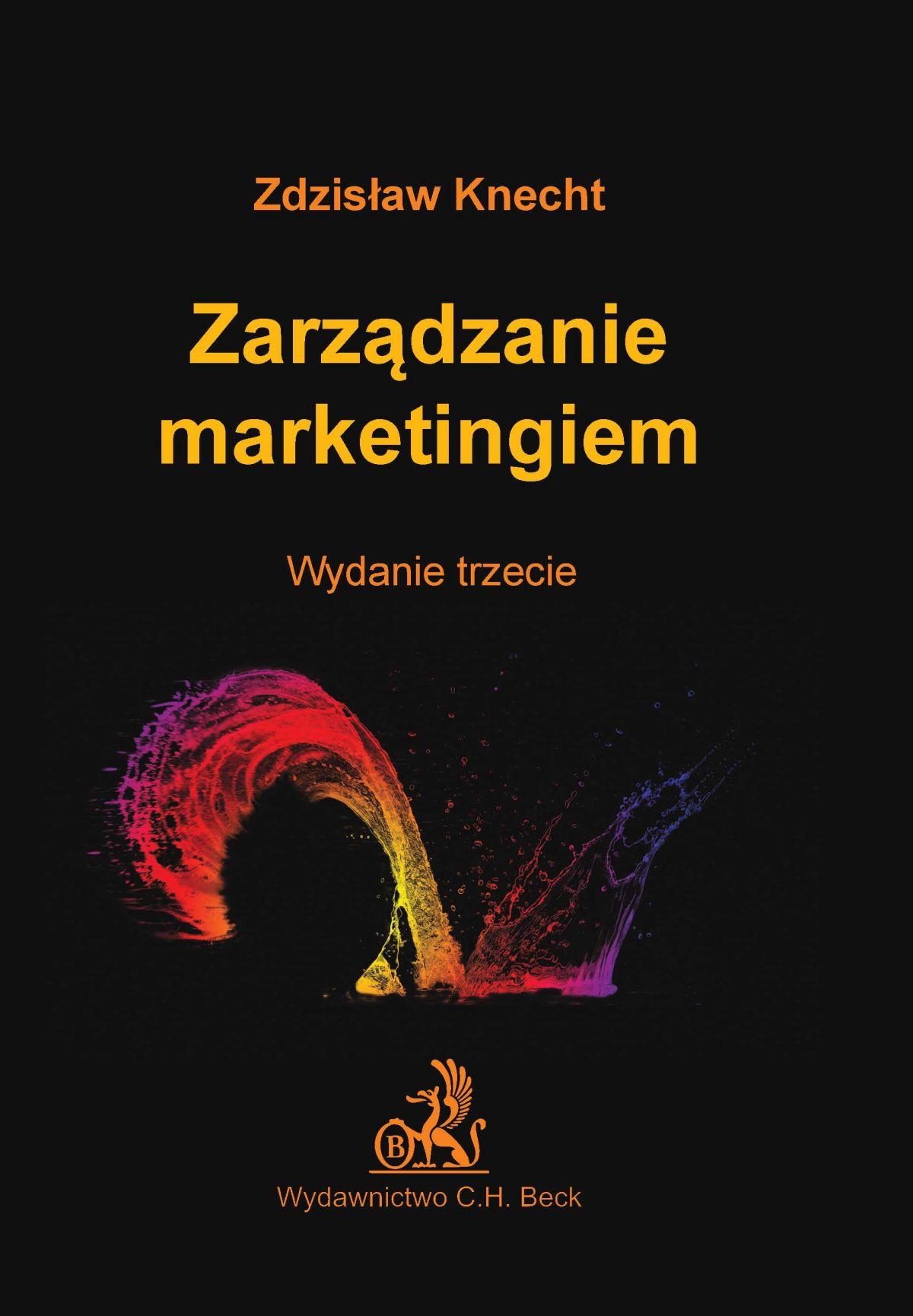 Zarządzanie marketingiem - Ebook (Książka PDF) do pobrania w formacie PDF