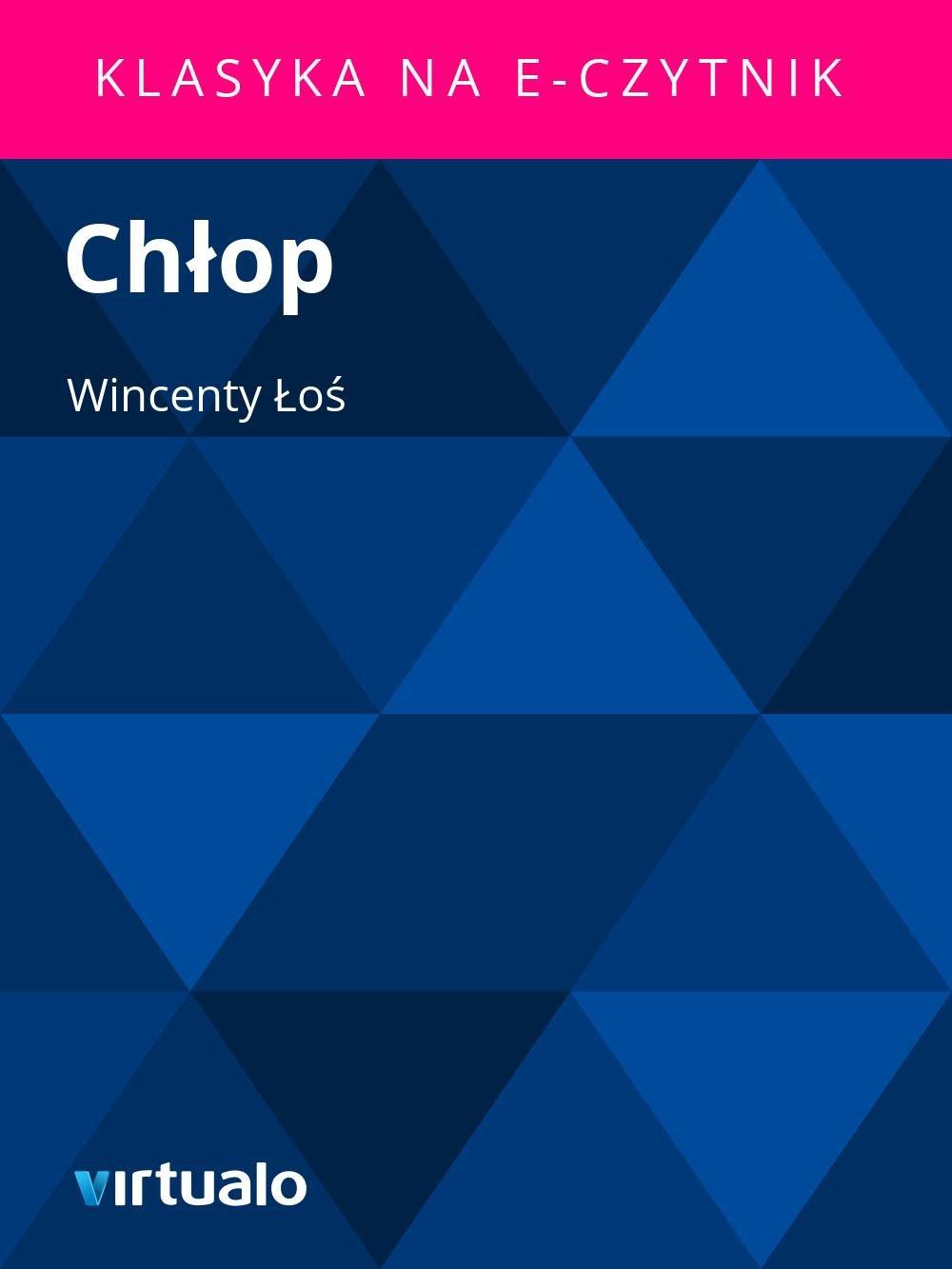 Chłop - Ebook (Książka EPUB) do pobrania w formacie EPUB
