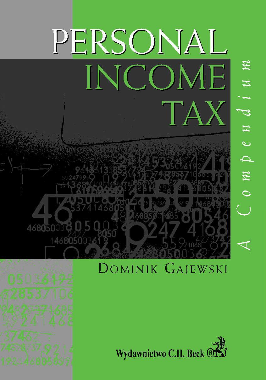 Personal Income Tax - Ebook (Książka PDF) do pobrania w formacie PDF
