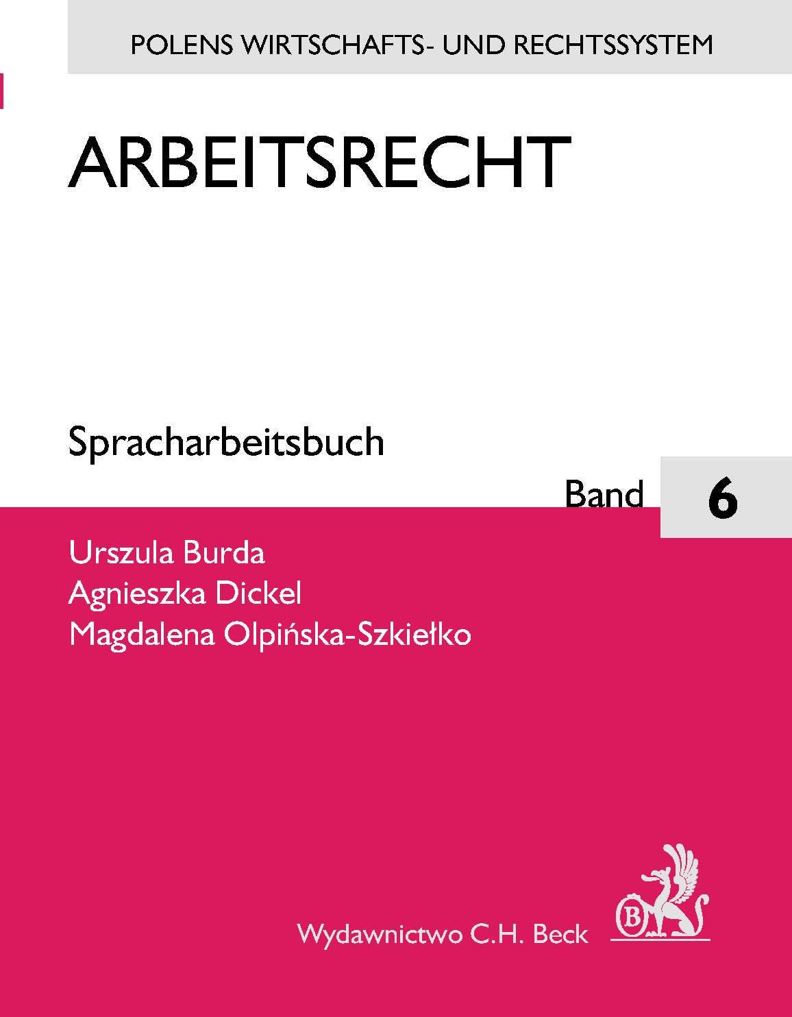 Arbeitsrecht - Ebook (Książka PDF) do pobrania w formacie PDF