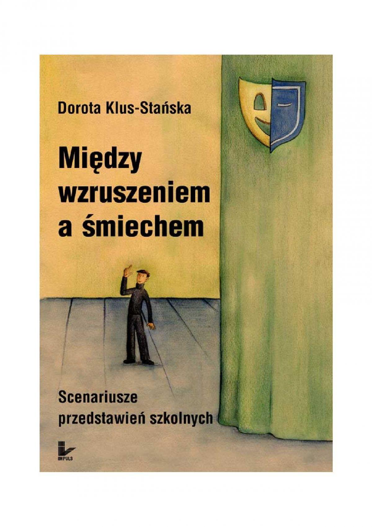 Między wzruszeniem a śmiechem - Ebook (Książka PDF) do pobrania w formacie PDF