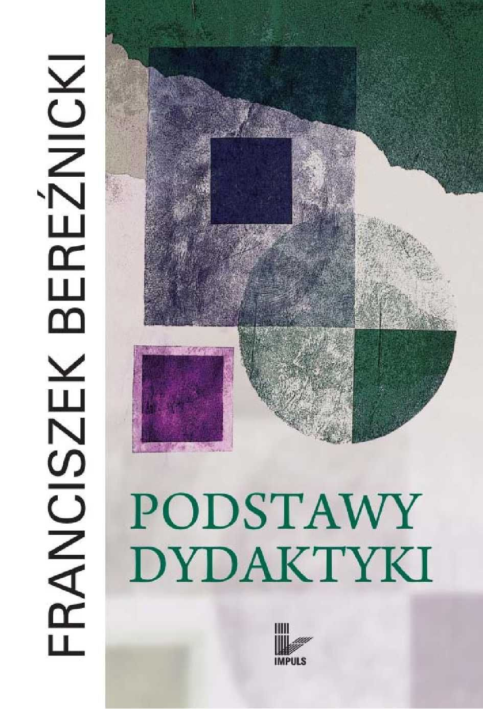 Podstawy dydaktyki - Ebook (Książka PDF) do pobrania w formacie PDF