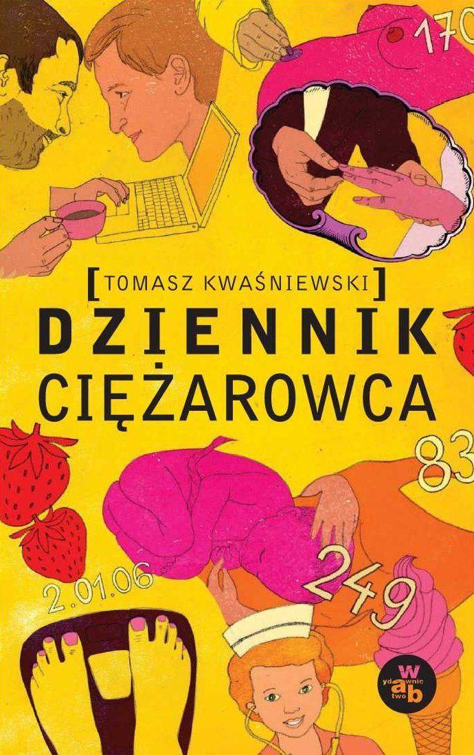 Dziennik ciężarowca - Ebook (Książka EPUB) do pobrania w formacie EPUB
