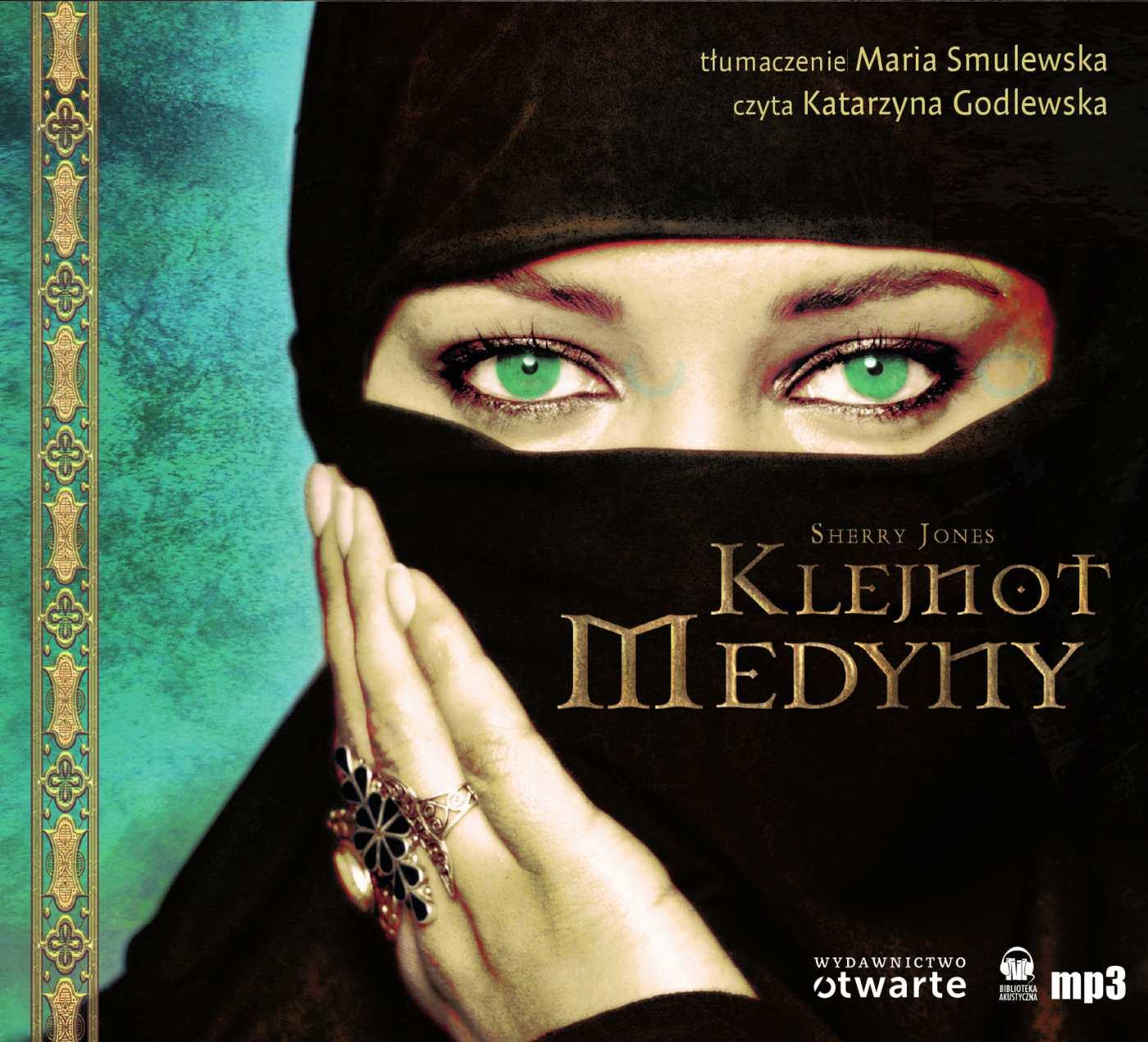 Klejnot Medyny - Audiobook (Książka audio MP3) do pobrania w całości w archiwum ZIP