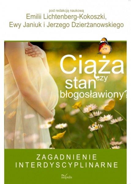 Ciąża czy stan błogosławiony? - Ebook (Książka EPUB) do pobrania w formacie EPUB