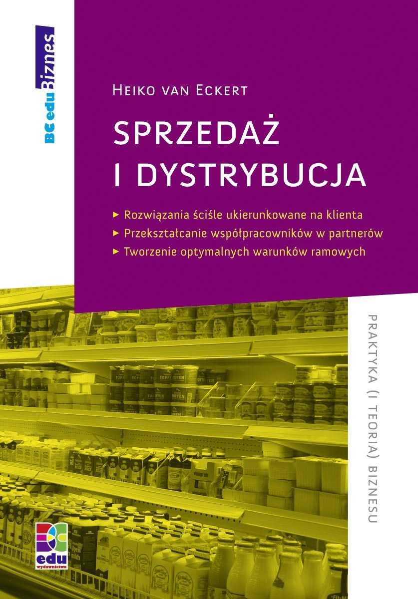 Sprzedaż i dystrybucja - Ebook (Książka PDF) do pobrania w formacie PDF