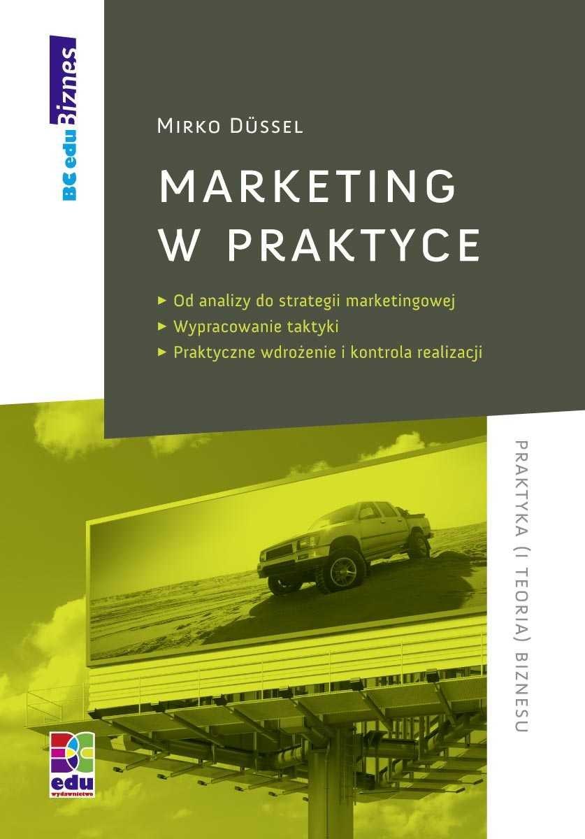 Marketing w praktyce - Ebook (Książka PDF) do pobrania w formacie PDF