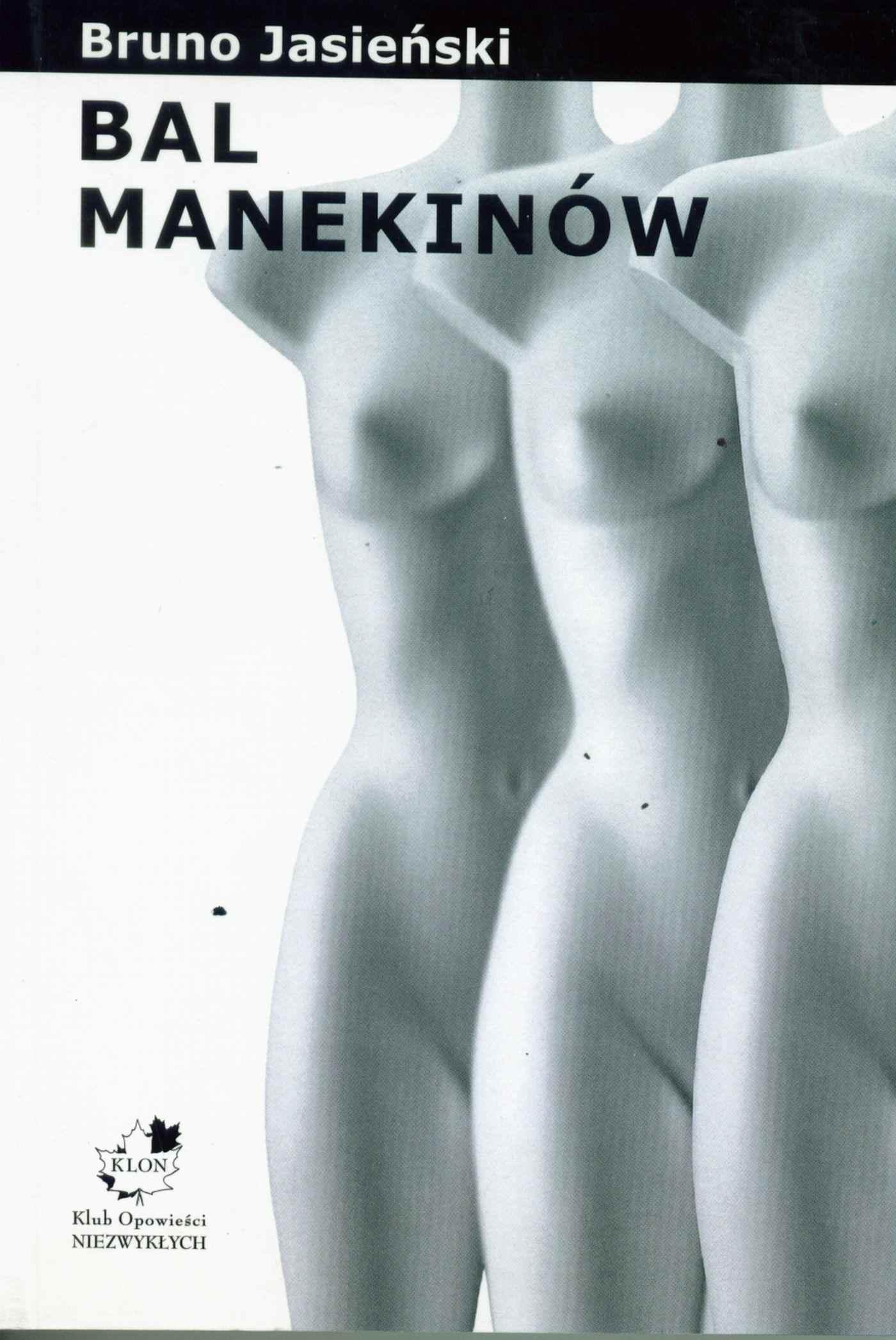 Bal Manekinów - Ebook (Książka EPUB) do pobrania w formacie EPUB