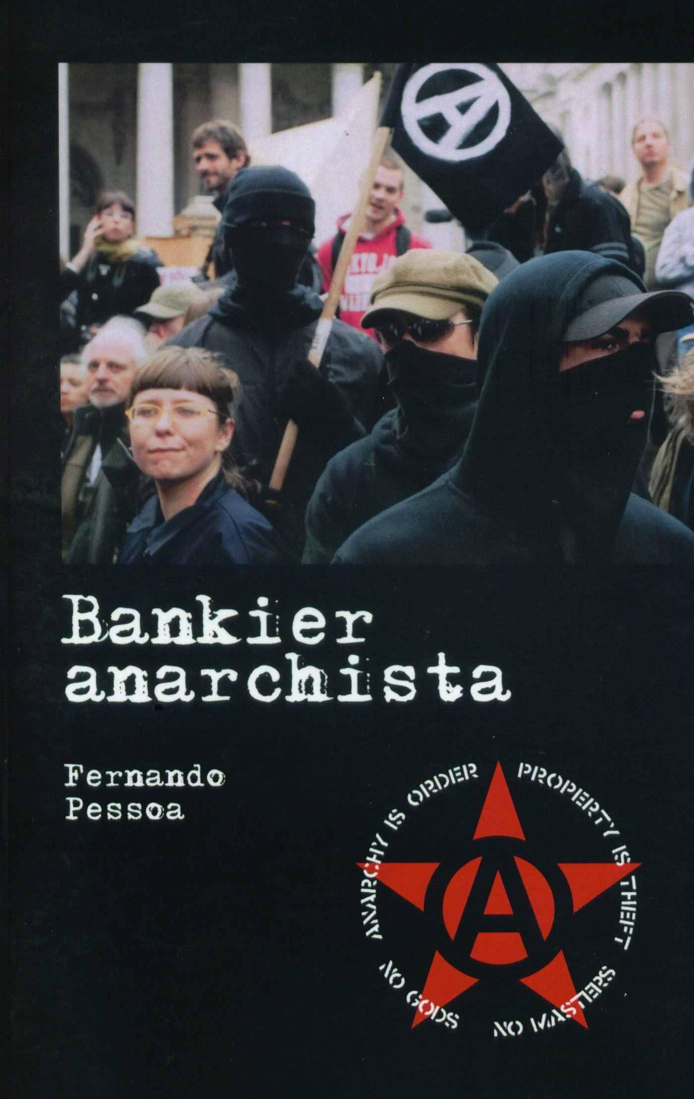 Bankier anarchista - Ebook (Książka EPUB) do pobrania w formacie EPUB