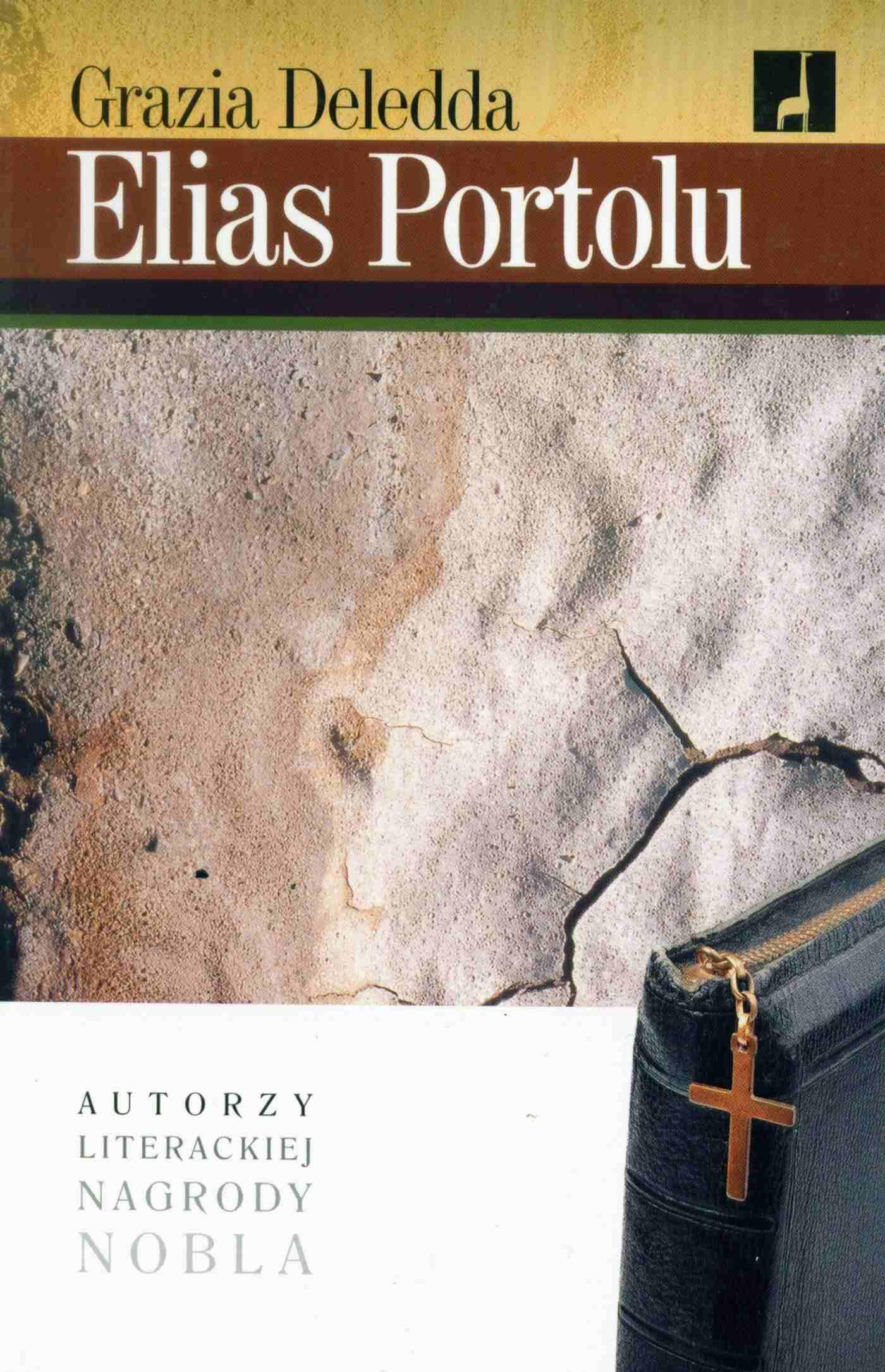Elias Portolu - Ebook (Książka EPUB) do pobrania w formacie EPUB