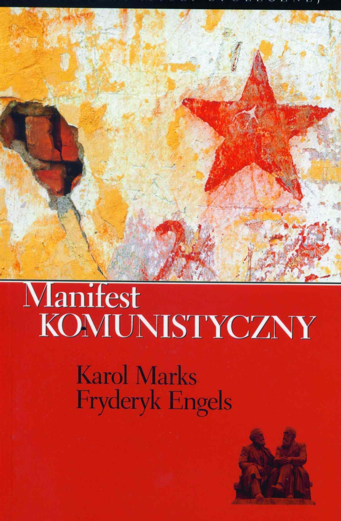 Manifest Komunistyczny - Ebook (Książka EPUB) do pobrania w formacie EPUB