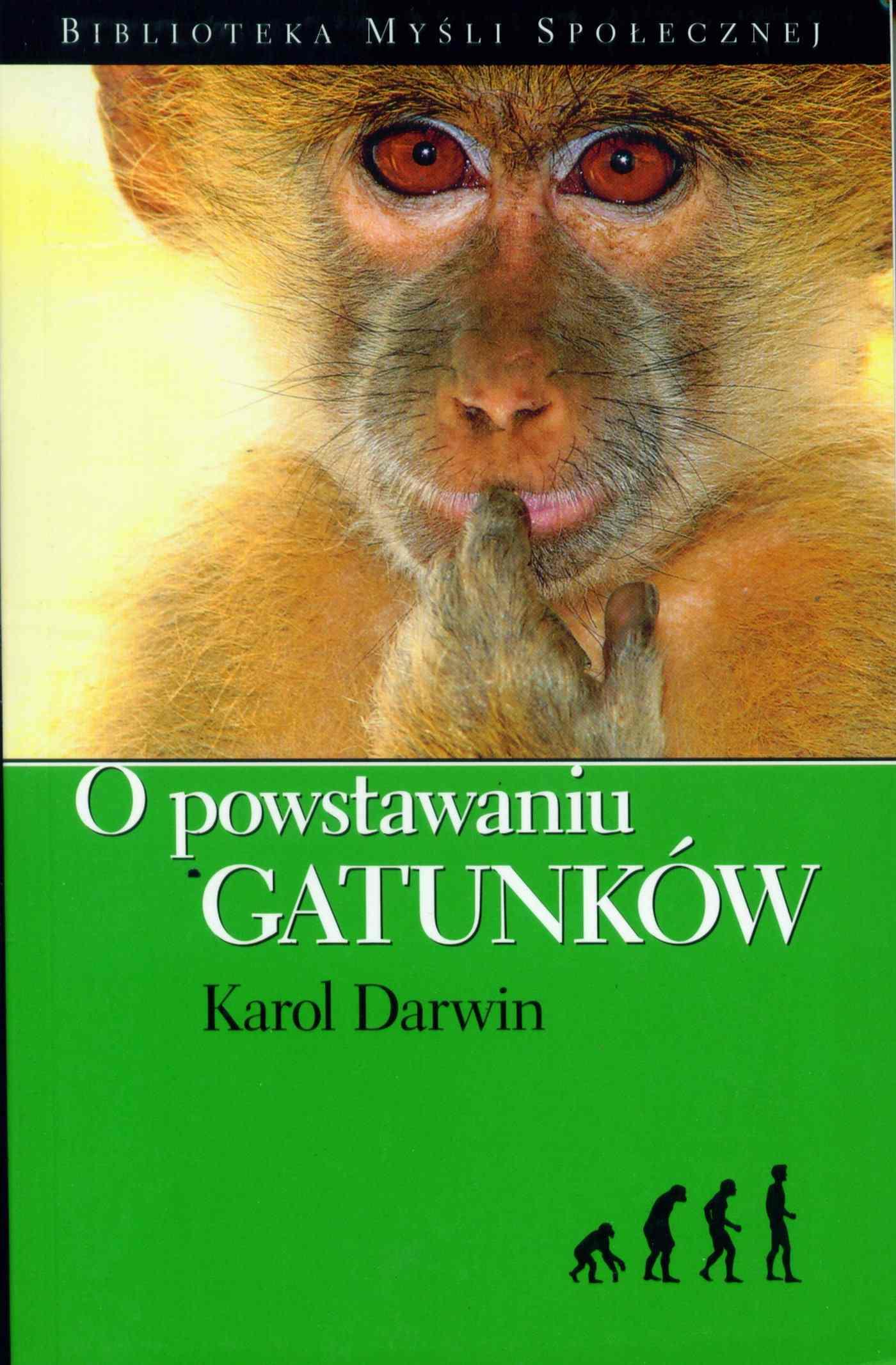 O powstawaniu gatunków - Ebook (Książka EPUB) do pobrania w formacie EPUB