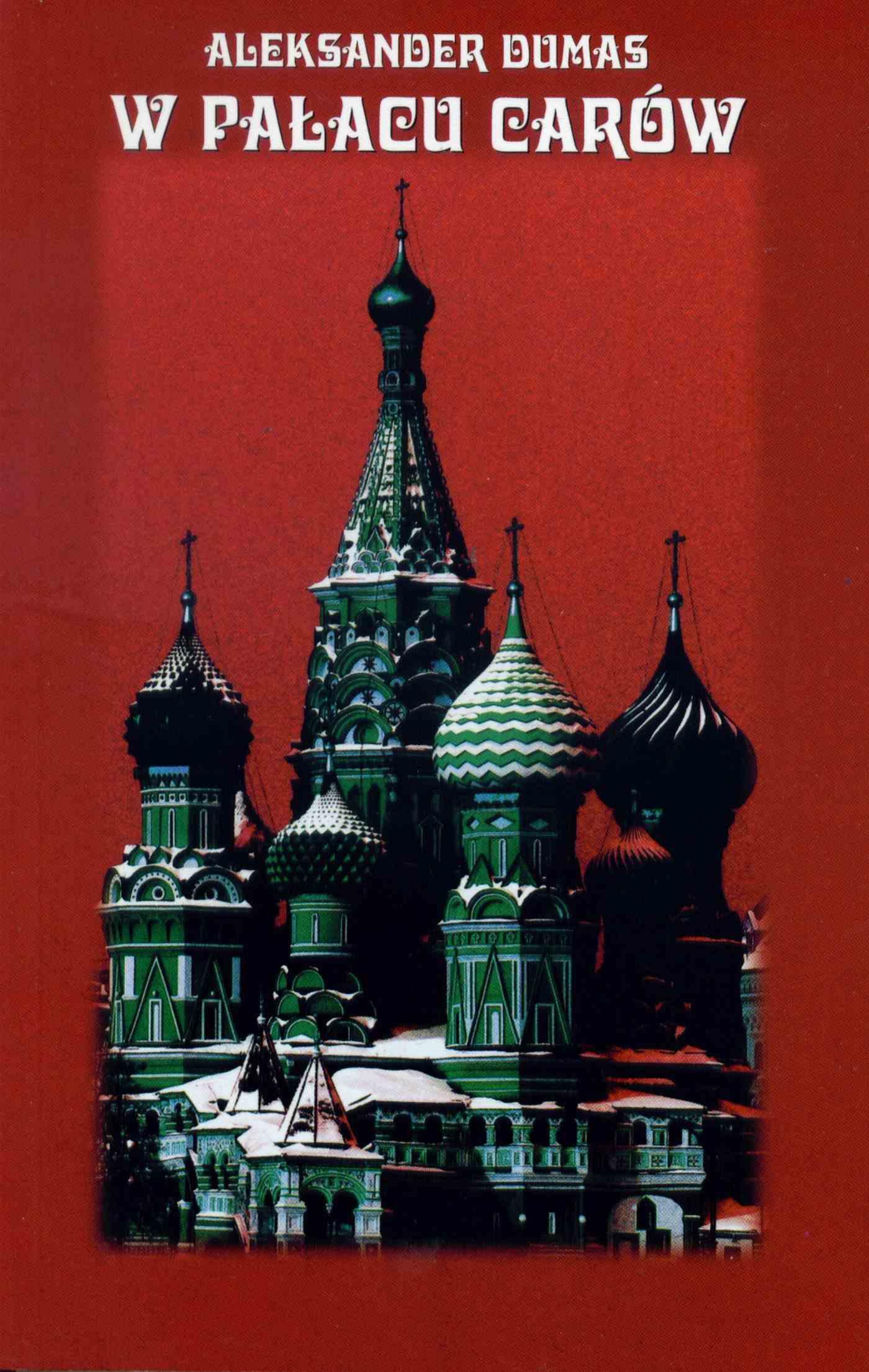 W pałacu carów - Ebook (Książka EPUB) do pobrania w formacie EPUB