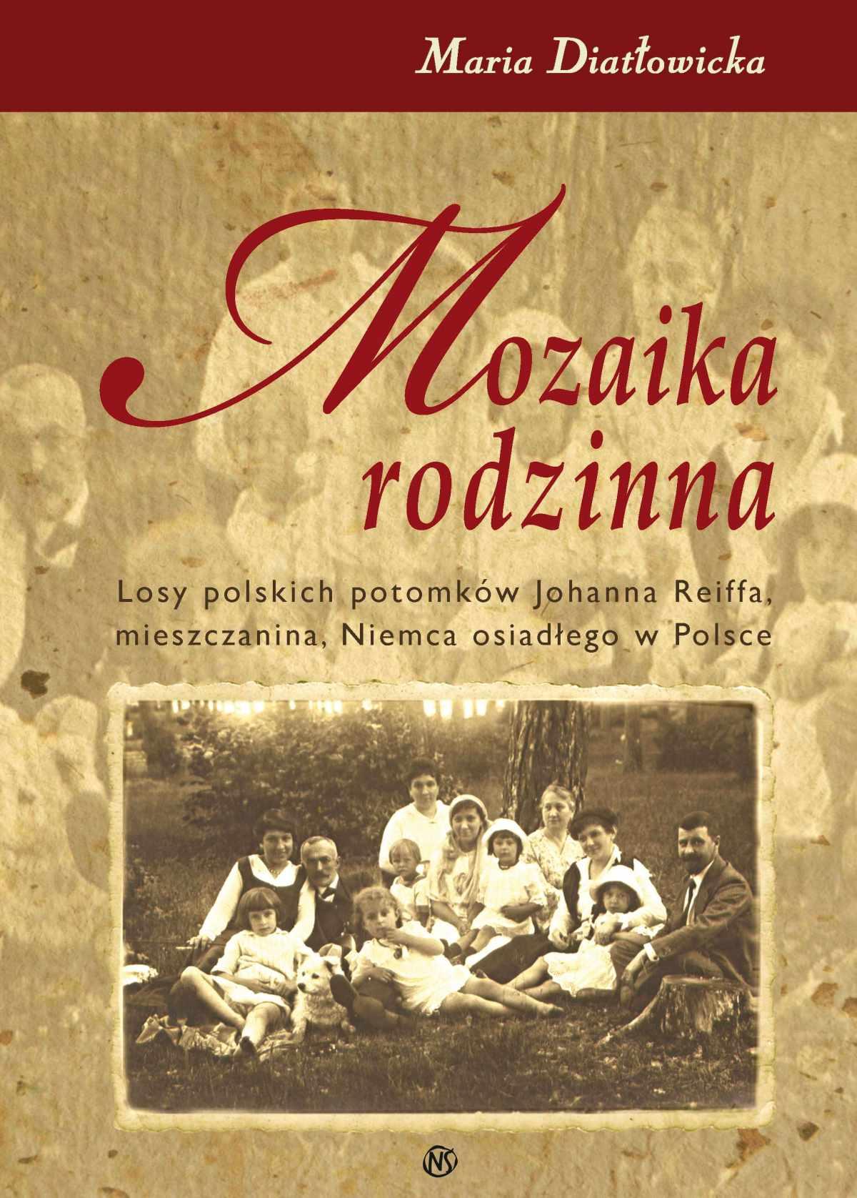 Mozaika rodzinna - Ebook (Książka EPUB) do pobrania w formacie EPUB