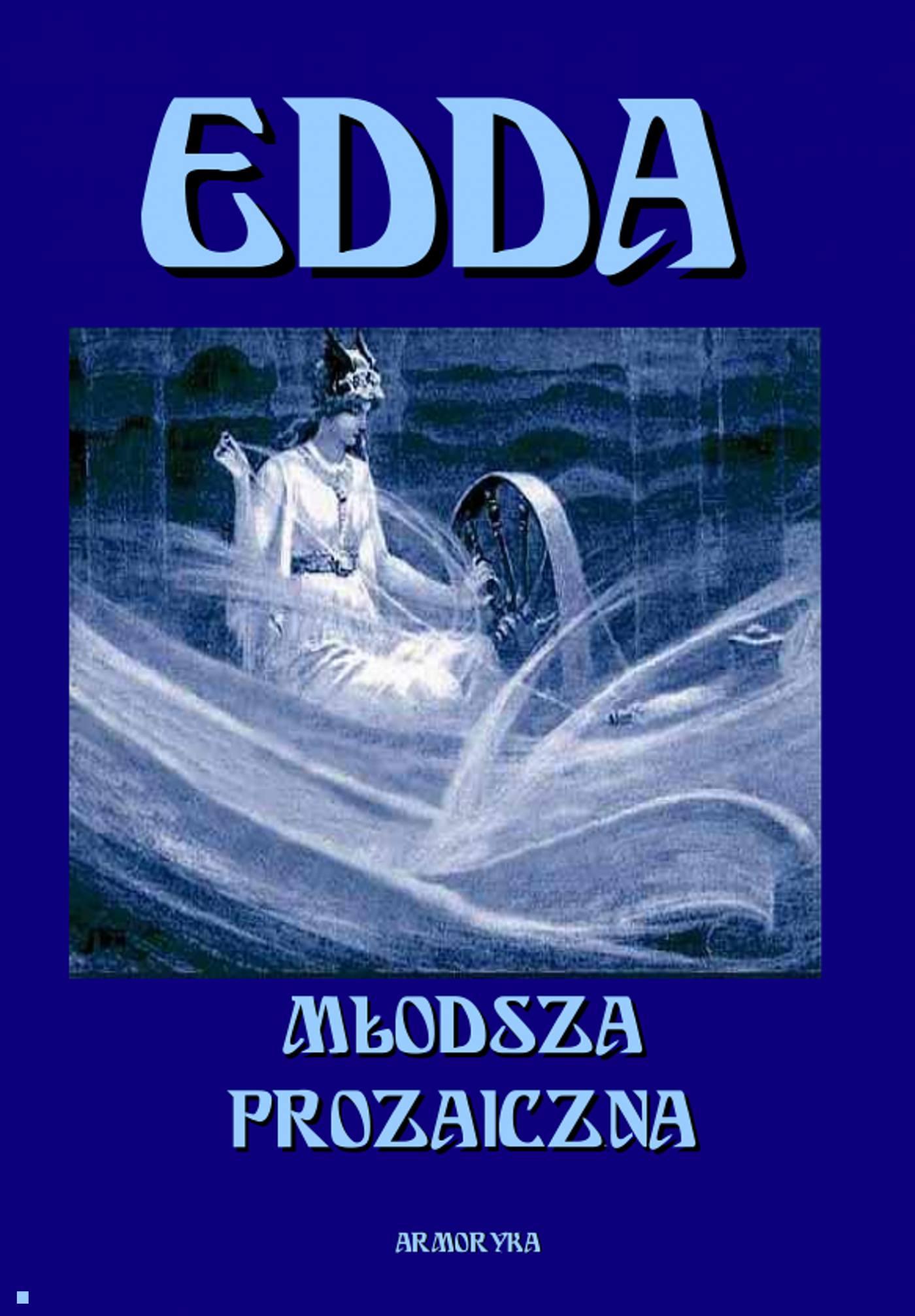 Edda Młodsza, Prozaiczna - Ebook (Książka EPUB) do pobrania w formacie EPUB
